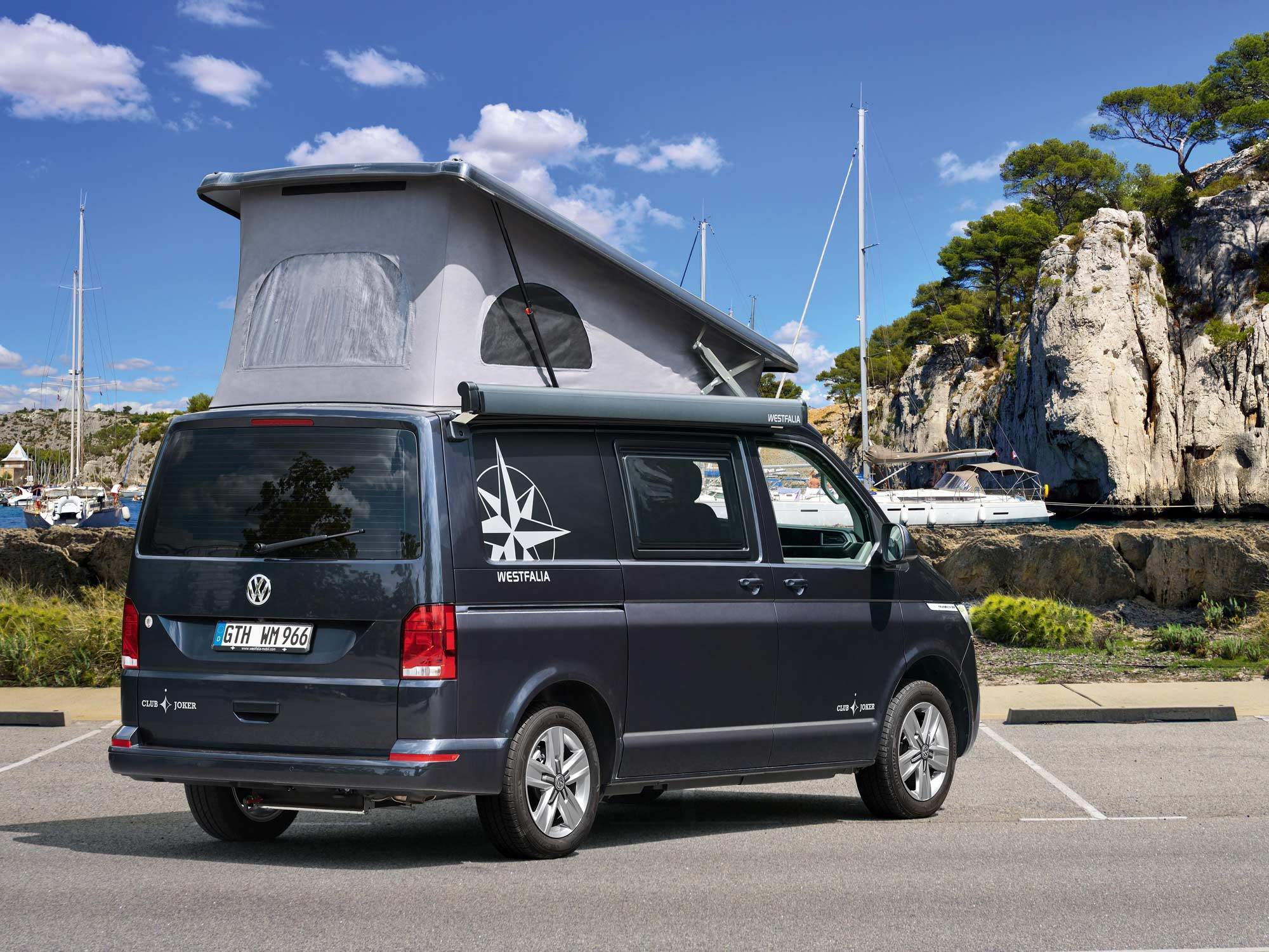 photo Westfalia Club Joker City volkswagen T6