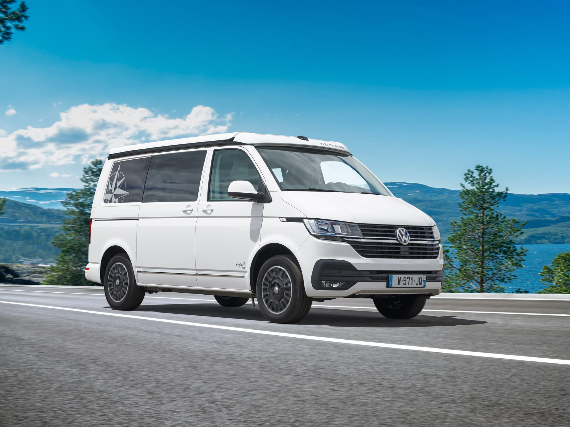 photo westfalia kepler 5 five