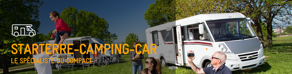Qui sommes-nous - Starterre Camping-car