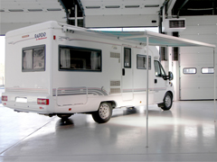 Starterre Camping-car - Accessoires