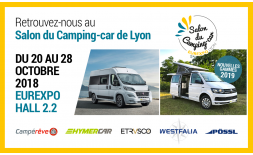 Salon du Camping-car de Lyon 2018