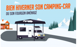 Comment hiverner son camping-car ?
