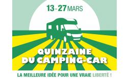 Quinzaine du camping-car chez Starterre Lyon et Chambéry du 13 au 27 Mars 2021